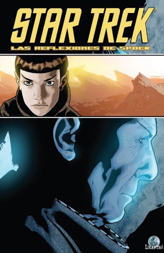 portada-comic-star-trek-reflexiones-spock